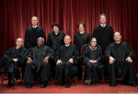 The justices of the U.S. Supreme Court gather for a formal group portrait to include the new Associate Justice Brett Kavanaugh.: AP Photo/J. Scott Applewhite The justices of the U.S. Supreme Court gather for a formal group portrait to include the new Associate Justice Brett Kavanaugh.