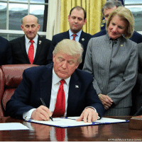 Memes, Technology, and Wednesday: AP Photo/Manuel Balce Ceneta On Wednesday, @realdonaldtrump signed the Interdict Act into law, which aims to curtail opioid trafficking into the U.S. by providing Customs and Border Protection with new screening technology and scientific support.
