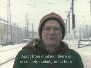 hee hee this is how it be: Apart from drinking, there is  absolutely nothing to do here hee hee this is how it be