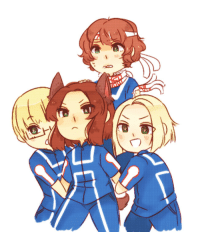 Target, Tumblr, and Blog: aph-lithuania:  i cant stop thinking about a bnha au