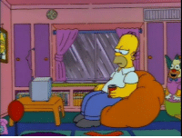 America, Parents, and The Simpsons: aphony-cree:  chamiryokuroi: rainy-days-will-never-end:  dietmountainmadewka:   relatablepicturesofhomersimpson:  cathugging:  relatablepicturesofhomersimpson:   philhollywood:  I always wondered about this room. Where is it?  Whenever you notice something like that, a wizard did it.    behind the garage  And that's the end of that mystery   why the simpsons got a bigger house than my parents   Homer is a nuclear engineer   This post made me realize that Homer is in fact a Nuclear engineer…  There was actually an episode, Homer's Enemy 1997. where a hard working but unlucky plant employee, Frank Grimes, was baffled by the lifestyle Homer was able to afford because Frank was barely scraping by. It seemed to highlight how luck was more of a factor of success in capitalist America than hard work was