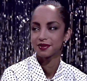 Sex, Tumblr, and Blog: aphroditeinfurs:  Sade interviewed in 1984, this was her reaction to being called a sex symbol.