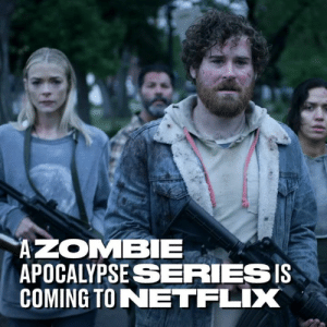 Black Summer is the new must-watch zombie apocalypse series coming to Netflix. That's me not sleeping for a while 😳: APOCALYPSESERIESIS  COMING TONETFLIX Black Summer is the new must-watch zombie apocalypse series coming to Netflix. That's me not sleeping for a while 😳