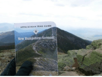 Dank, New Hampshire, and Vermont: APPALACHIAN TRAIL GUIDE  New Hampshire-Vermont