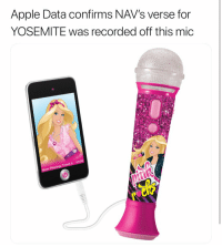 Y'all are too funny 😂 https://t.co/4E7gESyOe4: Apple Data confirms NAV's verse for  YOSEMITE was recorded off this mic  10:09  Now Playing: Track 2 Y'all are too funny 😂 https://t.co/4E7gESyOe4