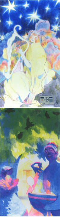 Tumblr, Blog, and Http: applebuoy: the 2 pieces I brought in for the first thesis critique c: