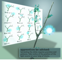 "Reddit, Sticks, and Com: apprentices be advised:  harvesting the sticks requires precision and  atience. Take notice of the position of the  light source on your twig of choice. <p>[<a href=""https://www.reddit.com/r/surrealmemes/comments/7qcslg/a_rare_but_natural_occurence/"">Src</a>]</p>"