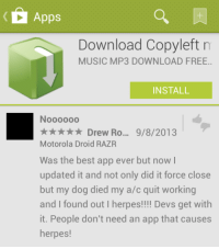 Apps Download Copyleft M MUSIC MP3 DOWNLOAD FREE INSTALL