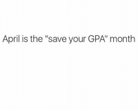 """And may the odds be ever in your favor...: April is the """"save your GPA month And may the odds be ever in your favor..."""