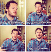 I waited until the last two days before my project is due to do it and now I feel like Leslie when she was on the verge of a nervous breakdown and she tried to take a bite of her cream cheese bagel but it was actually her phone. SENDHELP andydwyer chrispratt parksandrec parksandrecreation: Aprillis the best. But she's 20  which means if we were friends back  When April was born, Iwas alreadyin  then,Uid have been hanging out with a  baby  I don't know anything about infant  My god, could have killed her.  care I waited until the last two days before my project is due to do it and now I feel like Leslie when she was on the verge of a nervous breakdown and she tried to take a bite of her cream cheese bagel but it was actually her phone. SENDHELP andydwyer chrispratt parksandrec parksandrecreation