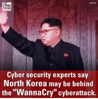 """Memes, News, and North Korea: APTN  FOX  NEWS  Cyber security experts say  North Korea may be behind  the """"WannaCry"""" cyberattack. Was North Korea behind the ransomware attack last week? Researchers say they may have proof."""