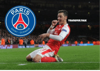 Julian Draxler has urged his Germany team-mate Mesut Ozil to join him at Paris St-Germain next season. The 28-year-old Arsenal midfielder's current deal with the Gunners expires at the end of the 2017-18 campaign.: AR  AINT  GER  TRANS FeRTALK Julian Draxler has urged his Germany team-mate Mesut Ozil to join him at Paris St-Germain next season. The 28-year-old Arsenal midfielder's current deal with the Gunners expires at the end of the 2017-18 campaign.