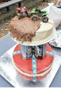 Ain't no highfalutin' city weddin' cake!: Ar Ain't no highfalutin' city weddin' cake!