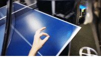 AR Table Tennis using actual paddle and table. https://t.co/gBVl0Ew7kY: AR Table Tennis using actual paddle and table. https://t.co/gBVl0Ew7kY