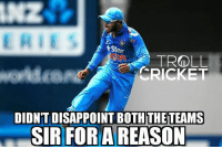 Memes, Troll, and Cricket: ar  TROLL  CRICKET  DIDNTDISAPPOINT BOTH THE TEAMS  SIR FOR A REASON Great fielding by Sir Jadeja to lead to a tie !!  <4th dimension>