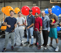 Archery Kart Battle w/ Luke Bryan launches in November & the TV version will air on CMT in 2016!   LIKE if you're excited for #TheDudePerfectShow: Archery Kart Battle w/ Luke Bryan launches in November & the TV version will air on CMT in 2016!   LIKE if you're excited for #TheDudePerfectShow