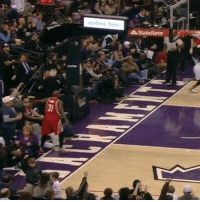 DeMarcus Cousins, Smh, and Sports: arden lair  AStateFarm DeMarcus Cousins' manager swats Jason Terry, gets ejected. smh