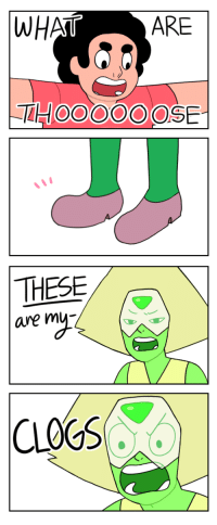 moonminny:  peridot gets dressed for the wedding: ARE  OODOOC  THESE  are m moonminny:  peridot gets dressed for the wedding