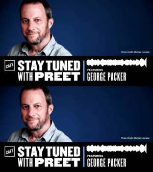 """Are we living in a """"failed state""""? On this week's Stay Tuned, @PreetBharara and @TheAtlantic staff writer George Packer break down the systemic challenges the pandemic has revealed & the uncertainty created by the Trump admin response. Listen: https://t.co/CZStpmCZpg https://t.co/w4MG8L8SsJ: Are we living in a """"failed state""""? On this week's Stay Tuned, @PreetBharara and @TheAtlantic staff writer George Packer break down the systemic challenges the pandemic has revealed & the uncertainty created by the Trump admin response. Listen: https://t.co/CZStpmCZpg https://t.co/w4MG8L8SsJ"""