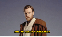 Funny, Singing, and Best: ARE YA READY YOUNGLINGS? Try and watch this without singing