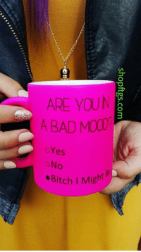 Bad, Bitch, and Dank: ARE YOU  A BAD M000?  Yes  Bitch I Might I need this cup in my life