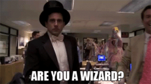 Are you a wizard gif 8 » GIF Images Download: ARE YOU A WIZARD? Are you a wizard gif 8 » GIF Images Download