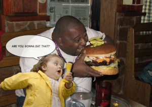 Meme, Girl, and Image: ARE You GONNA EAT THAT? Image - 17489] | Chubby Bubbles Girl | Know Your Meme