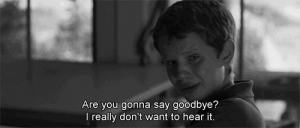 https://iglovequotes.net/: Are you gonna say goodbye?  I really don't want to hear it. https://iglovequotes.net/