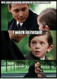 Retail: Are you IOOKIngiorward tolCnristmaSPD  Work in retail!