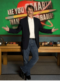 """Target, Http, and Jeff Foxworthy: ARE YOU MAB  THAN  RADEA? <p><a href=""""http://www.nbc.com/the-tonight-show/filters/guests/127796"""" target=""""_blank""""><b>Jeff Foxworthy</b></a> is on the show tonight!</p><p><a href=""""http://www.hollywoodreporter.com/sites/default/files/2011/10/are_you_smarter_foxworthy_-_p_2011.jpg"""" target=""""_blank"""">(via)</a></p>"""