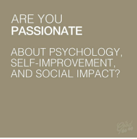Goals, Love, and Memes: ARE YOU  PASSIONATE  ABOUT PSYCHOLOGY  SELF-IMPROVEMENT  AND SOCIAL IMPACT? TheGood is currently looking for talented writers to add to the team. If writing and well-being awareness is your passion, we'd love you to apply. . . Send an email addressing the following questions: . . 1) A bit about yourself. (what you study; you can choose to include a picture of yourself) . . 2) Your goals and aspirations. . . 3) What do you hope to gain from writing with us? . . 4) Writing portfolio or published work you can share with us and links. . . 5) Your availability for the next 4 months. Are you able to do 1 article a week and help pitch topics to our editors? . . Here's what you get out from this: . . 1) Build your writing portfolio. . . 2) Reference . . 3) Adding your voice on something that matters to an audience of over 30 million + . . 4) Compensation if you've been publishing with us for a while (3 or more articles) aka. Contributor -> Staff Writer's Position . . Send us an email here: >> chat@thegood.co 🌟Deadline: May 15th 2017! 🌟