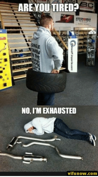 Random Funny Pictures - 30 Pics - #funnymemes #funnypictures #humor #funnytexts #funnyquotes #funnyanimals #funny #lol #haha #memes #entertainment #vifunow.com: ARE YOU TIRED  TIDE  SINGLE  NO, I'M EXHAUSTED  vifunow.com Random Funny Pictures - 30 Pics - #funnymemes #funnypictures #humor #funnytexts #funnyquotes #funnyanimals #funny #lol #haha #memes #entertainment #vifunow.com