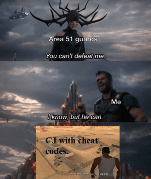 YOU NEED TO HAVE THE CHEAT CODE | Cheat Codes Meme on ME ME