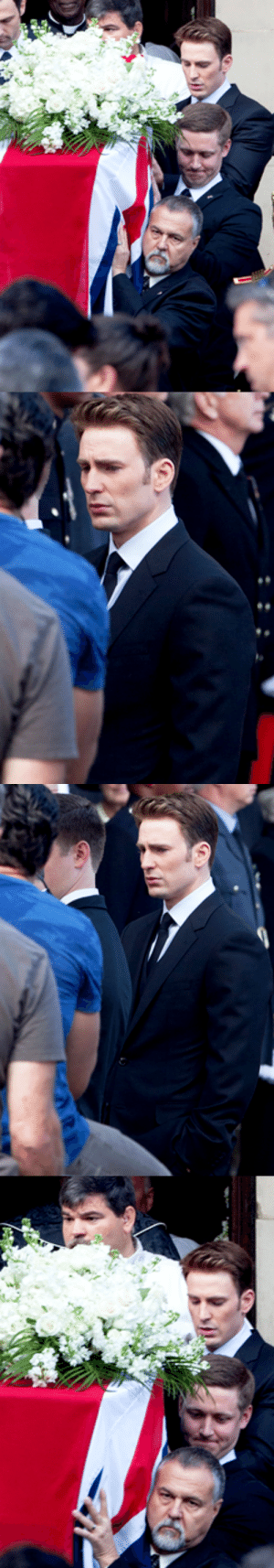 folie-a-ddeeuuxx:  hatzynz:  twoheartsneverlie:  constance-wu:Chris Evans carries a casket during a scene for Captain America: Civil War THAT IS A BRITISH FLAG THATS FUCKING PEGGY CARTER AND I AM DEAD I AM NOT PREPARED TO SEE STEVE ROGERS BURY PEGGY CARTER WHAT THE HELL MARVEL  a gif to show how i feel about this  I'M FUCKING WEEPING : AREA folie-a-ddeeuuxx:  hatzynz:  twoheartsneverlie:  constance-wu:Chris Evans carries a casket during a scene for Captain America: Civil War THAT IS A BRITISH FLAG THATS FUCKING PEGGY CARTER AND I AM DEAD I AM NOT PREPARED TO SEE STEVE ROGERS BURY PEGGY CARTER WHAT THE HELL MARVEL  a gif to show how i feel about this  I'M FUCKING WEEPING