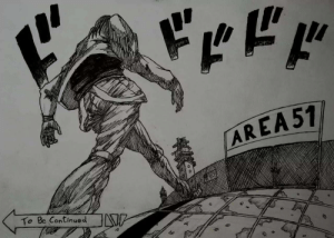 Lol,  to Be Continued, and Continued: AREA51  To Be Continued Lol