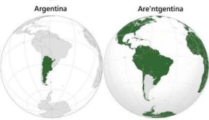 This is technically the truth tho: Argentina  Are'ntgentina This is technically the truth tho