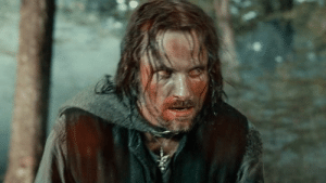 The Lord of the Rings, Dis, and Y U Do Dis: Argurn u betreyor y u do dis?!