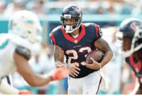 Sports, Twitter, and Houston Texans: Arian Foster has been released by the Houston Texans (via Adam Schefter-Twitter)