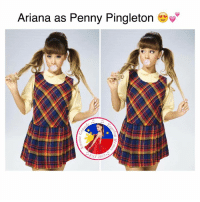 Sorry for being so inactive I've been busy at school lately and I just took the PSAT 😭  —queen ari ♛: Ariana as Penny Pingleton  ST 2 Sorry for being so inactive I've been busy at school lately and I just took the PSAT 😭  —queen ari ♛