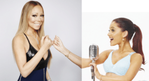 Tumblr, Blog, and Http: arianacopyingmariah: omfg the feud is over. i cant believe it