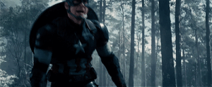 Target, Tumblr, and Blog: arianagrandes: no one: steve rogers: *hurls his own damn motorcycle*