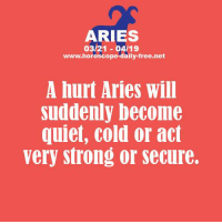 Oct 12, 2015. Today you are full of energy and you are trying to lead main word. Be a bit .....FOR FULL HOROSCOPE VISIT: http://horoscope-daily-free.net: ARIES  03/21 04/19  www.horoscope-daily-free.net  A hurt Aries will  suddenly become  quiet, cold or act  very strong or secure. Oct 12, 2015. Today you are full of energy and you are trying to lead main word. Be a bit .....FOR FULL HOROSCOPE VISIT: http://horoscope-daily-free.net