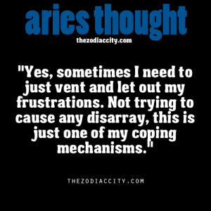 "Aries, Free, and Horoscope: aries thou  thezodiaccity.com  ""Yes, sometimes I need to  just vent and let out my  frustrations. Not trying to  cause any disarray, this is  just one of my coping  mechanisms.  THEZODIACCITY. COM Mar 30, You can expect a very interesting acquaintance with a person born in the sign of Leo or ….... FULL HOROSCOPE: http://horoscope-daily-free.net"