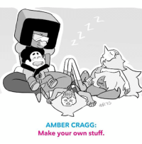 Click, Memes, and Link: ARIS  AMBER CRAGG  Make your own stuff. A Steven Universe Storyboarder's 4 Steps to Success: 1. Make your own stuff 2. Post it online where people can see 3. Showcase your ability to write-draw 4. 👀 click the link the bio to find out! (🎨 by Amber Cragg) stevenuniverse stevenuniversepodcast behindthescenes storyboarding animation