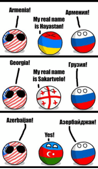 New Georgia And Armenia Memes With Memes My Real Name Memes Others Memes