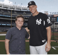 The GOAT home run hitter and Aaron Judge!: ARMITRON  oepsi GAT The GOAT home run hitter and Aaron Judge!
