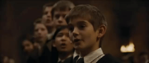 Fire, Tumblr, and Thank You: armpitfanclub:   boneseasonofglass:  antstepsbooks:  sleighmescorpius:  terahertz:  malfoyhead:  Why was this cut out from the goblet of fire?!  I HAVE ALWAYS BEEN SAD ABOUT THE ABSENCE OF THIS SONG, I NEVER REALISED IT WAS FILMED THEN CUT  all the durmstrang and beauxbatons kids are just like what the actual fuck  OMFG  this is fab   Thank you