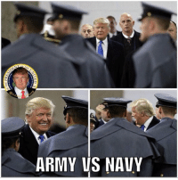 Trump at the Army-Navy football game. Army or Navy? Comment below👇🏼 ⚓️Go Navy⚓️ Follow my partners👥: @presidentdonaldtrump16🇺🇸 @thatonepoliticalchick🇺🇸 @electioncentralnews🇺🇸 @ny_conservative1776🇺🇸 @sleepy77887🇺🇸 @God.guns.America1776🇺🇸: ARMY VS NAVY Trump at the Army-Navy football game. Army or Navy? Comment below👇🏼 ⚓️Go Navy⚓️ Follow my partners👥: @presidentdonaldtrump16🇺🇸 @thatonepoliticalchick🇺🇸 @electioncentralnews🇺🇸 @ny_conservative1776🇺🇸 @sleepy77887🇺🇸 @God.guns.America1776🇺🇸