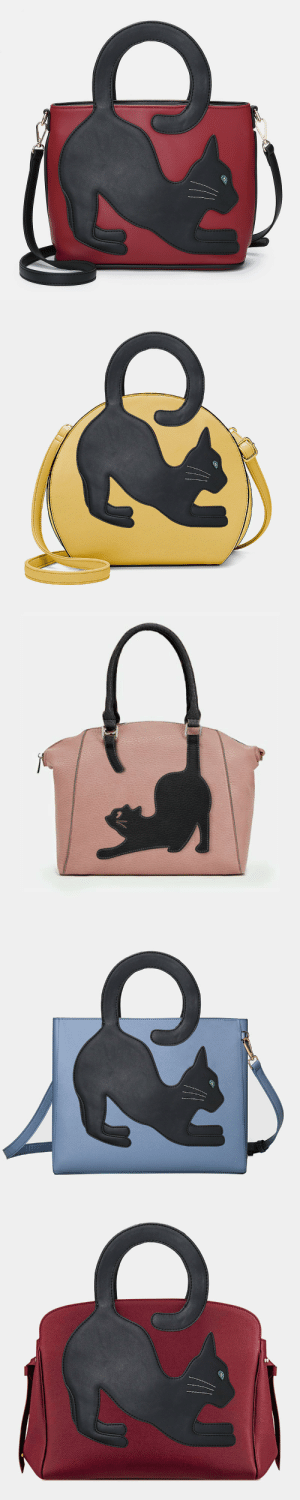 arrinastone: Cat Pattern Handbag Crossbody Bag Check out HERE 20% OFF coupon code:December20  : arrinastone: Cat Pattern Handbag Crossbody Bag Check out HERE 20% OFF coupon code:December20