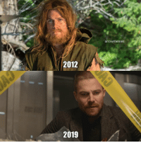 Arrow started in 2012, now our Oliver Queen is so different, favorite season? . . ArrowEdits Arrowverse Arrowmemes oliverqueen greenarrow arrow teamarrow thearrow superheroeshow superheroe dccomics thecw: arrowmemes  2012  2019 Arrow started in 2012, now our Oliver Queen is so different, favorite season? . . ArrowEdits Arrowverse Arrowmemes oliverqueen greenarrow arrow teamarrow thearrow superheroeshow superheroe dccomics thecw